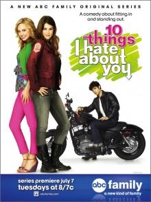 Cover von 10 Dinge, die ich an dir hasse (Serie)