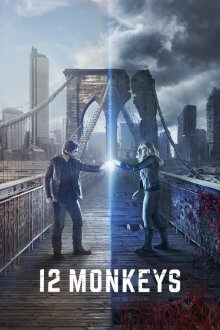 Cover der TV-Serie 12 Monkeys