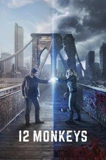 Cover von 12 Monkeys (Serie)