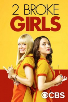 2 Broke Girls, Cover, HD, Serien Stream, ganze Folge