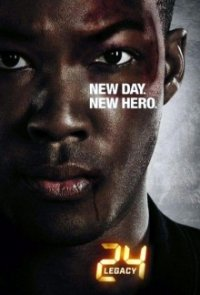 24: Legacy Cover, Poster, Blu-ray,  Bild