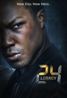 24: Legacy Serien Cover