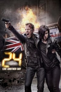 24: Live Another Day Cover, Poster, Blu-ray,  Bild