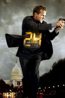 Cover von 24 (Serie)