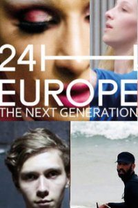 Cover 24h Europe – The Next Generation, Poster