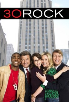 Cover der TV-Serie 30 Rock