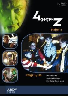 Cover von 4 gegen Z (Serie)