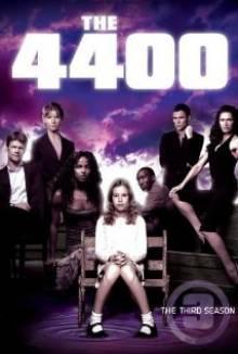 Cover von 4400 - Die Rückkehrer (Serie)