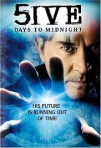 5ive Days to Midnight Cover, Poster, Blu-ray,  Bild