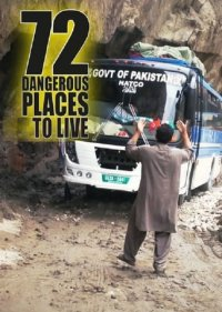 Cover 72 Dangerous Places to Live, Poster