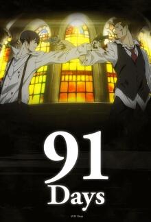 Cover von 91 Days (Serie)