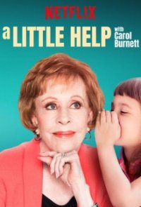 A Little Help with Carol Burnett Cover, Online, Poster