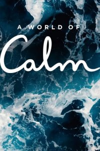 Cover A World of Calm, Poster