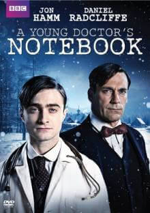 Cover von A Young Doctor's Notebook (Serie)