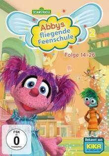 Cover von Abby's fliegende Feenschule (Serie)