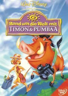 Cover von Abenteuer mit Timon und Pumbaa (Serie)