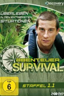Cover von Abenteuer Survival (Serie)