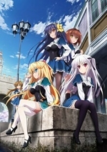 Cover von Absolute Duo (Serie)