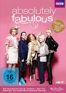 Cover der TV-Serie Absolutely Fabulous