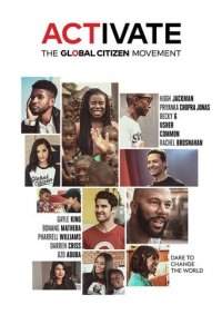 Cover Activate: Die Global Citizen Bewegung, Poster