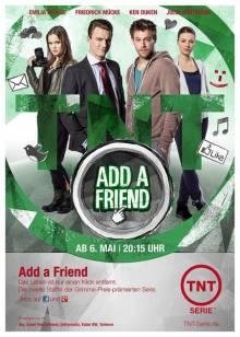 Cover von Add a Friend (Serie)
