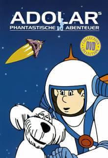 Cover von Adolars phantastische Abenteuer (Serie)