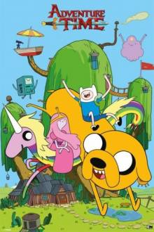 Cover von Adventure Time – Abenteuerzeit mit Finn und Jake (Serie)