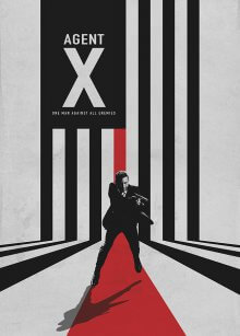 Cover der TV-Serie Agent X