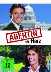 Cover von Agentin mit Herz (Serie)