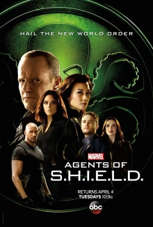 Cover von Agents of S.H.I.E.L.D. (Serie)
