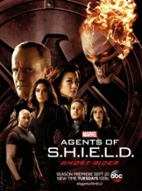 Cover der TV-Serie Agents of S.H.I.E.L.D.