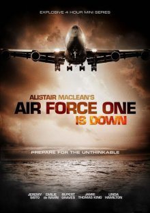 Cover der TV-Serie Air Force One is Down