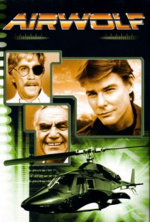 Cover von Airwolf (Serie)