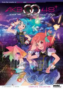 Cover der TV-Serie AKB0048