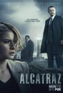 Cover der TV-Serie Alcatraz