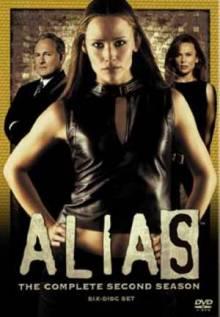 Cover von Alias – Die Agentin (Serie)