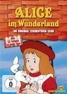 Cover von Alice im Wunderland (Serie)