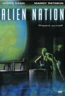 Cover der TV-Serie Alien Nation
