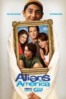 Cover von Aliens in America (Serie)