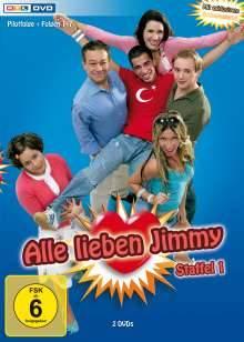 Cover von Alle lieben Jimmy (Serie)