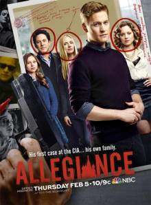 Cover der TV-Serie Allegiance