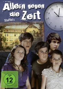 Cover von Allein gegen die Zeit (Serie)