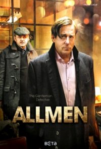 Cover der TV-Serie Allmen