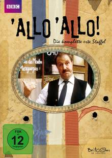 Cover der TV-Serie Allo, Allo