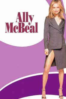 Cover der TV-Serie Ally McBeal