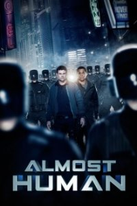 Cover der TV-Serie Almost Human