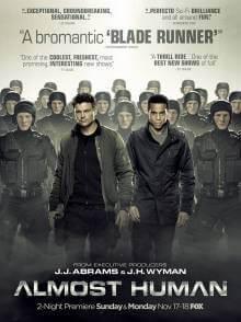 Cover von Almost Human (Serie)
