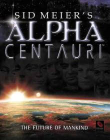 Cover der TV-Serie Alpha Centauri