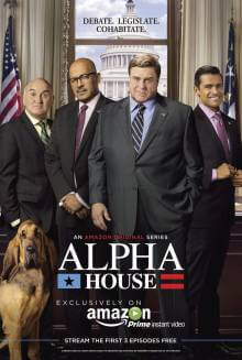 Cover der TV-Serie Alpha House