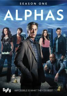 Cover der TV-Serie Alphas